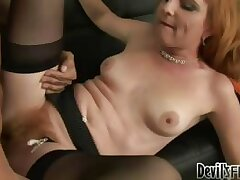 Your Mom's Hairy Pussy #09