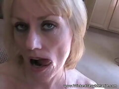 Swinger MILF in Homemade Outrageous Coitus Tape