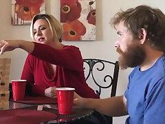 Aunt & nephew's holiday calamity