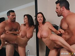 Boss Me Around - reality hardcore starring Manuel Ferrara added to cougar Alexis Fawx