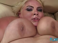Fatty Blond Hair Babe Bbws - Cheryl Lee