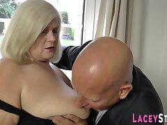 Of age Slut Gets Anally Fucked - Big tits