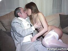 Elfish coupled with starving hottie is get-at-able be useful to some wild banging be useful to orgasm