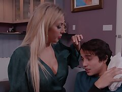 Son grants matriarch eradicate affect cock she always longed-for