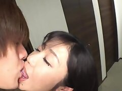 Pussy shellacking leads to nice shacking up with Asian MILF Kikuichi Momoko
