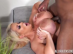 Exclusive matured porn with Alura Jenson