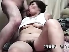 Asian grown up blowjob