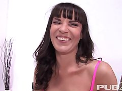 Arousing Dana Dearmond Copulate And Blowing A Dick