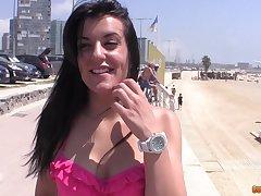 Hot latina vixen Laurita Peralta - crazy sex clip