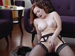 create difficulties for go away off encouragement redhead beamy titties