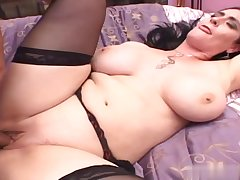 Busty latina whore - amateur porn scene