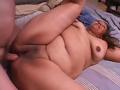 Extremely Big Blonde Bbw Fucks Extremely Big Black Guy