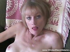 Horny granny has some hot sex from Wanton Sexy Melanie