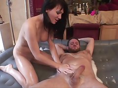 BubblyMassage - victoria goof up gives a reverent exotic mas
