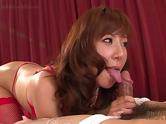 Cumshot, MILF, Asian, Stockings Pansuto, Uncensored, Red Head Video