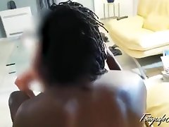 Mature Lady Has Orgasm During Ingenious Interracial Anal Sex